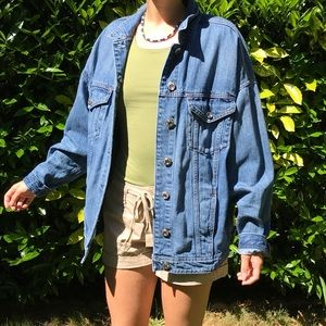 American Eagle boyfriend jacket